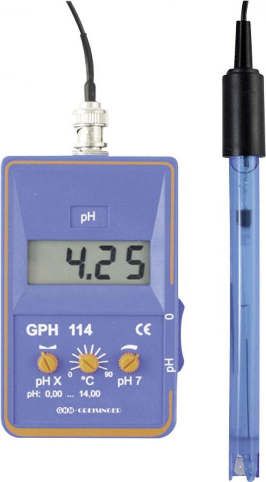 Ph измеритель своими руками